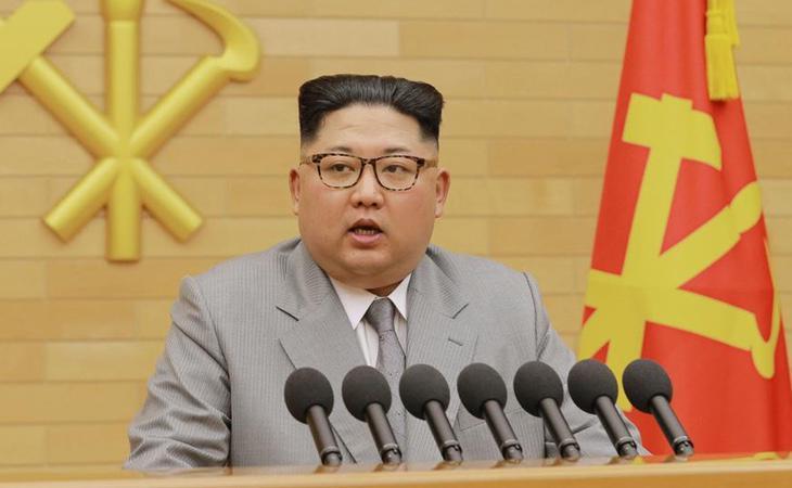 Kim-Jong-un asegura que tiene acceso permanente al botón nuclear