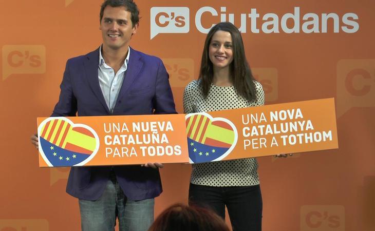 La formación de Rivera y Arrimadas no descarta un pacto con Podemos para formar un gobierno constitucionalista