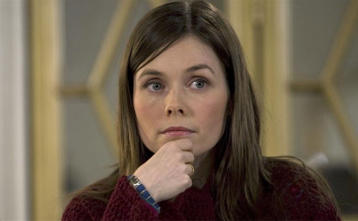 La primera ministra islandesa es ecologista, feminista y pacifista