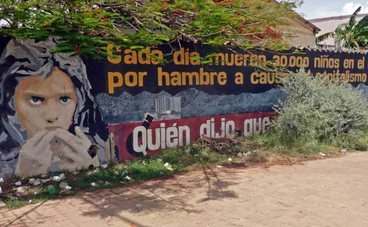 El bloqueo económico de EEUU ha provocado la generalización de la pobreza en Venezuela