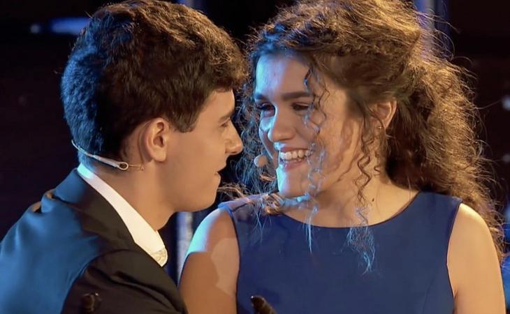 Surgió la chispa entre Alfred y Amaia gracias a su interpretación de 'City of stars' en la Gala 3