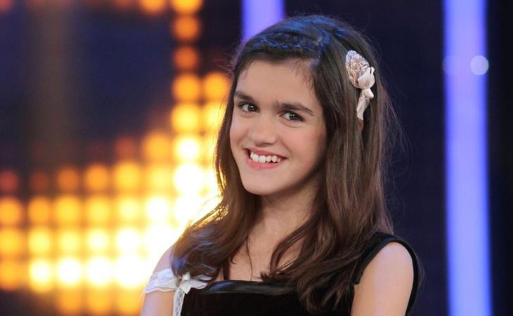Conocimos a Amaia cuando participó en 'El número 1' (Antena 3) con tan solo 13 años