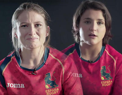 La selección femenina de rugby denuncia los ataques machistas que sufren