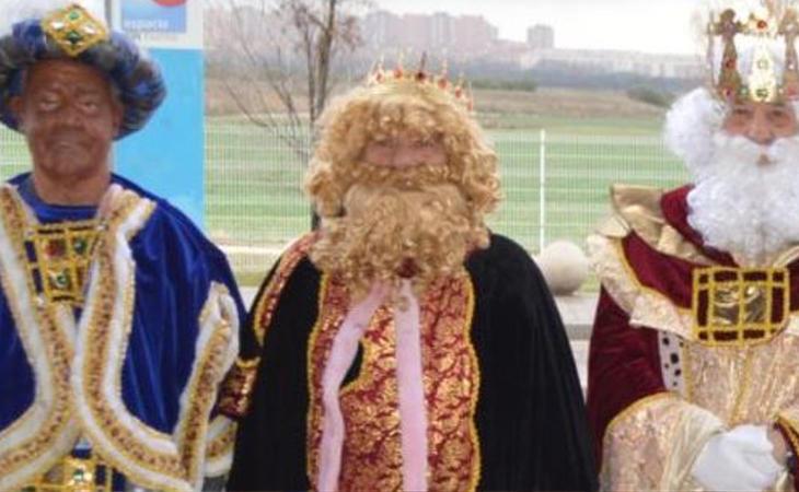 Los Reyes Magos de Parla
