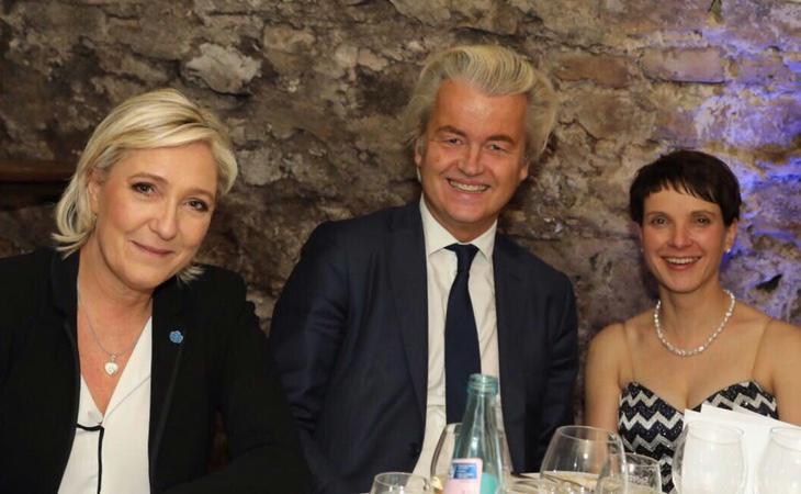 Los líderes de la extrema derecha están consiguiendo grandes apoyos en Europa
