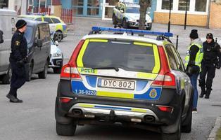 Dos heridos en una explosión con una supuesta granada de mano en el metro de Estocolmo