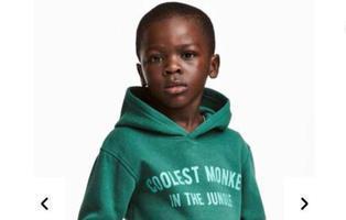 """H&M elimina de su web la foto de un niño negro con una sudadera de """"el mono más guay de la jungla"""""""