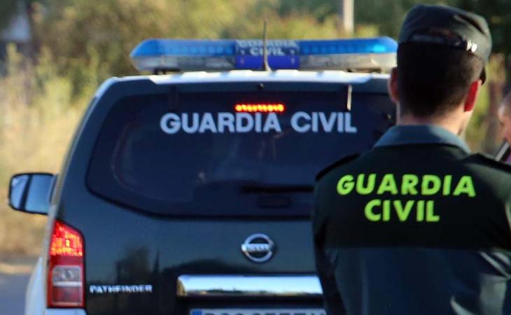 La Guardia Civil ha llevado a cabo la operación