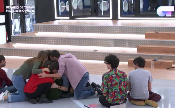 La unidad de los chicos en la Academia es clave para combatir la ansiedad