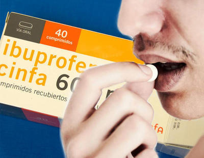 Tomar ibuprofeno podría provocar que se encojan los testículos