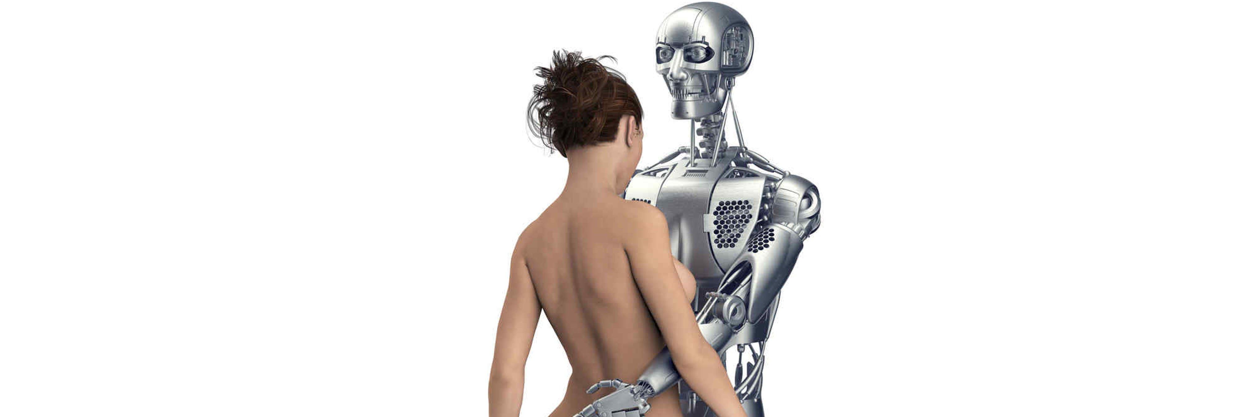 Llegan los robots sexuales masculinos con pene biónico incluido