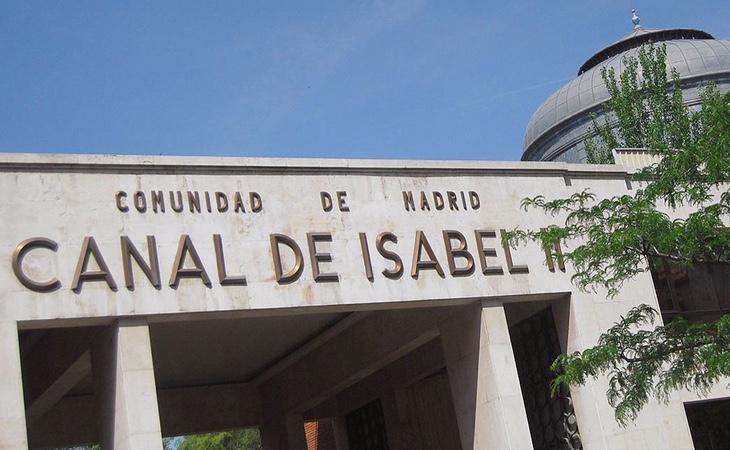 González intentó privatizar el motivo de su caída: el Canal de Isabel II