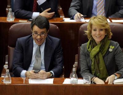 Destapan los procedimientos de corrupción en Madrid durante la época de Aguirre