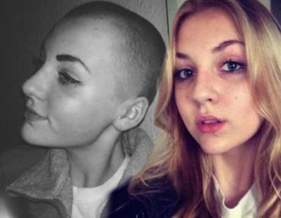 """Dona pelo para niños con cáncer y su colegio toma represalias: """"se merece un buen castigo"""""""
