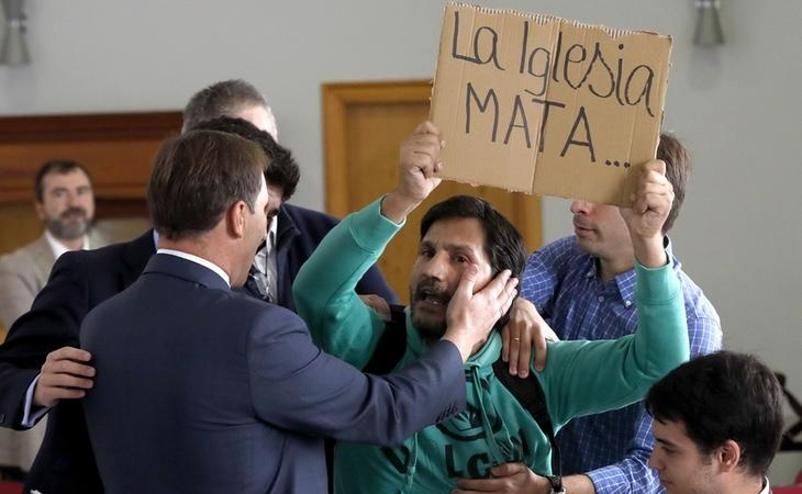 Lagarder critica que Podemos ya no se compromete con los problemas de los más desfavorecidos