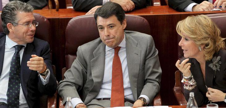 El aguirrismo gobernó Madrid durante 13 años de mayorías absolutas