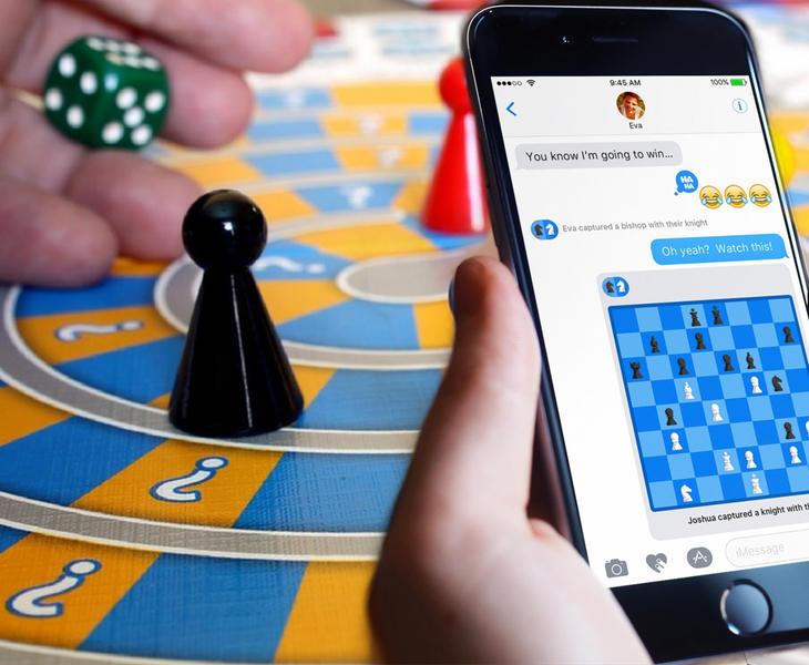 Los juegos de toda la vida ahora son apps para el móvil: ventajas e inconvenientes