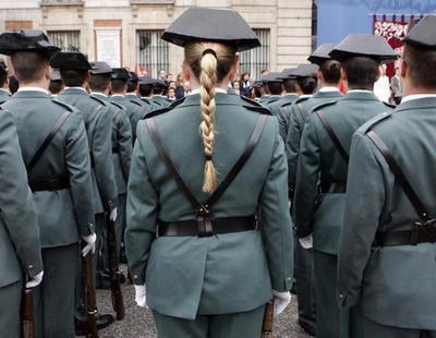 Desigualdad en la Guardia Civil: solo dos de cada diez altos mandos son mujeres