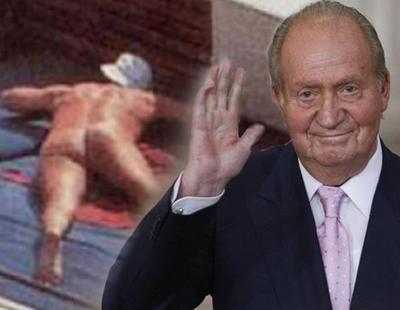 El Rey Juan Carlos arrojó a una modelo al mar para que la Reina no le sorprendiese