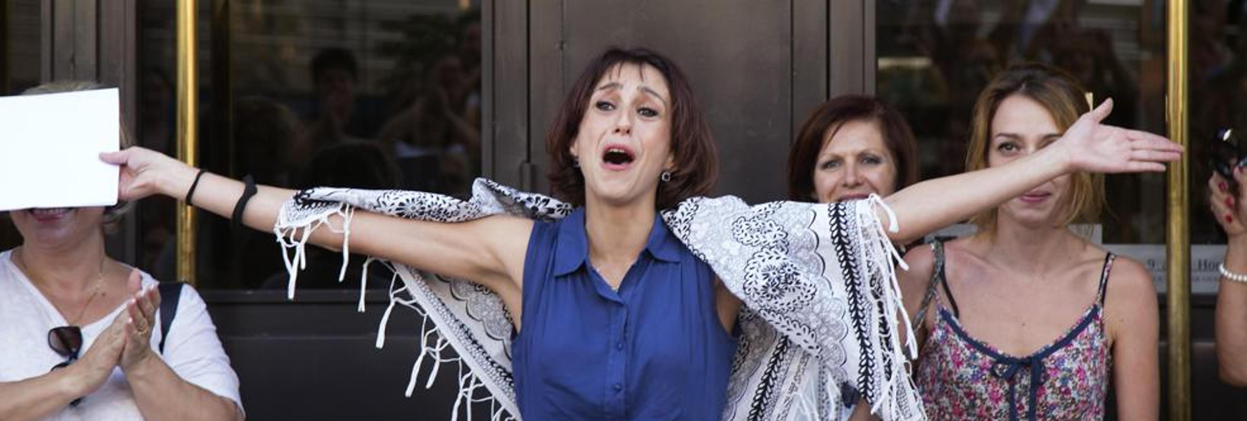 La Fiscalía pide cinco años de cárcel para Juana Rivas, acusada de sustraer a sus hijos