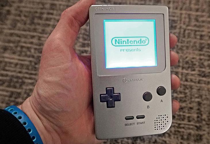 La Ultra Game Boy será más manejable que su original