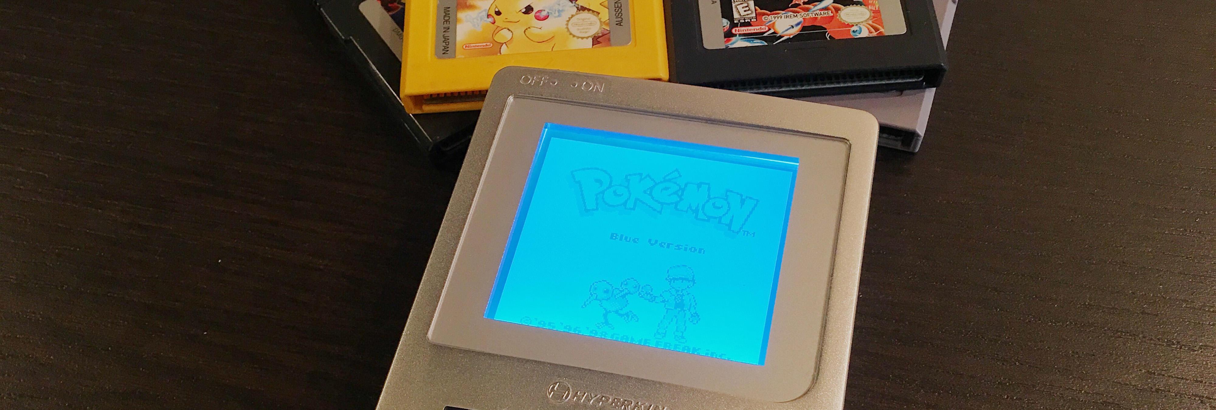 ¿Recuerdas la Game Boy original? Por fin vuelve a nuestras vidas