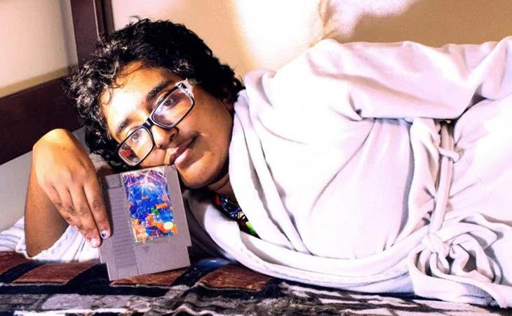La joven quiere convertirse en la señora Tetris