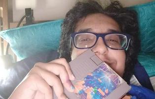 """Una mujer se casa con un cartucho de la consola: """"Quiero ser la señora Tetris"""""""