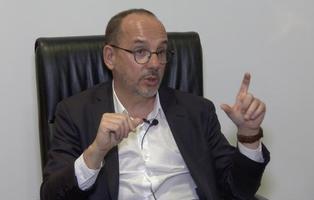 """Carles Campuzano (PDeCAT): """"Rajoy nos ayuda a sumar apoyos a nuestras políticas"""""""