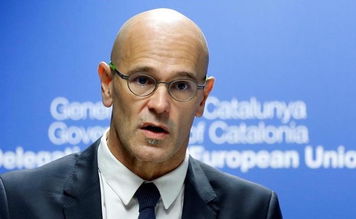El informe señala a Raül Romeva como responsable de crear un grupo de presión para forzar a La Moncloa