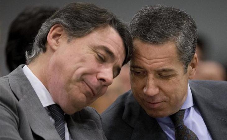 Zaplana y González declararon como testigos