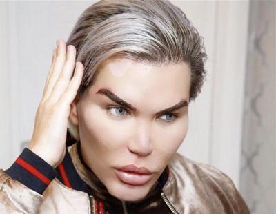 El 'Ken Humano' se deja la cara hecha un cuadro en su última operación