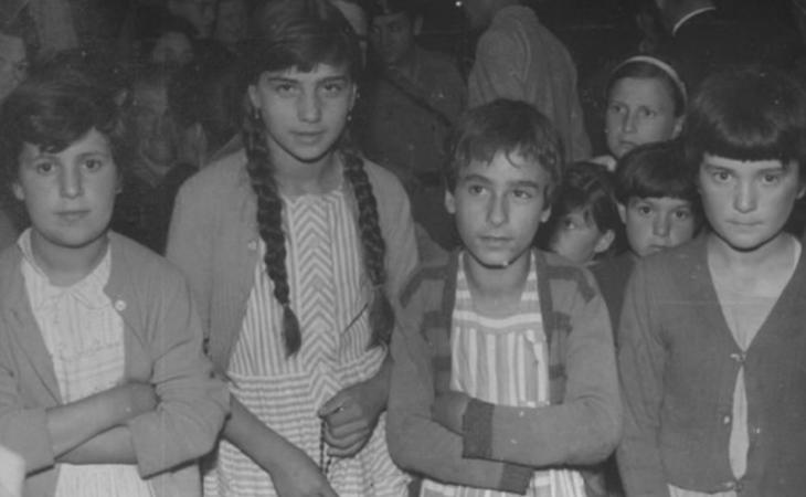 Las cuatro niñas de Garabandal