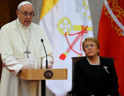 El Papa Francisco pide perdón por los casos de pederastia dentro de la Iglesia Católica