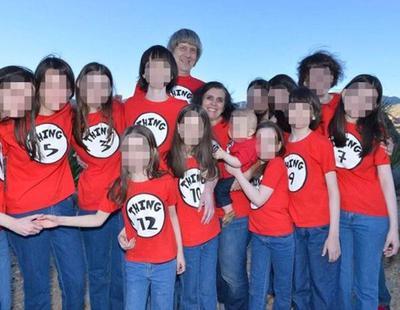 """Los 13 hermanos secuestrados y torturados por sus padres durante años """"parecían vampiros"""""""