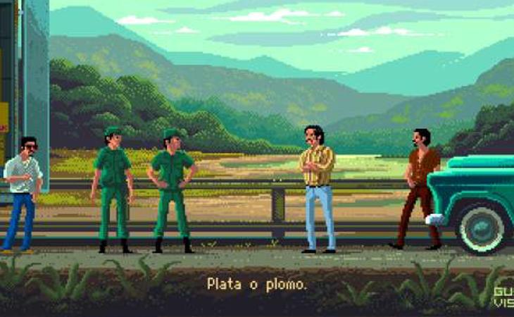 'Nacos' en Pixel Art