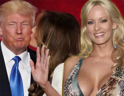Una actriz porno confiesa haber tenido sexo con Donald Trump, siendo infiel a Melania