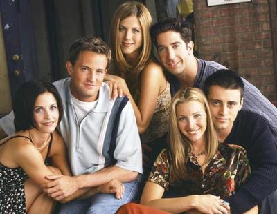 Los millennials tachan a 'Friends' de sexista y homófoba