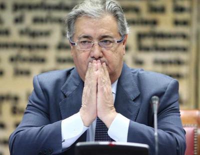 87 millones: Zoido revela lo que costó el despliegue policial en Cataluña por el 1-O