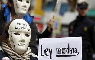 PP y Ciudadanos protegen juntos la Ley Mordaza