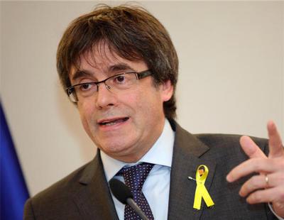 """Puigdemont insiste en gobernar desde Bruselas: """"Desde la cárcel seguro que no podría"""""""