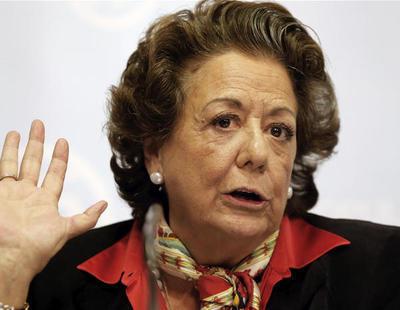 Fomento inaugura el AVE en Castellón e invita por error a Rita Barberá