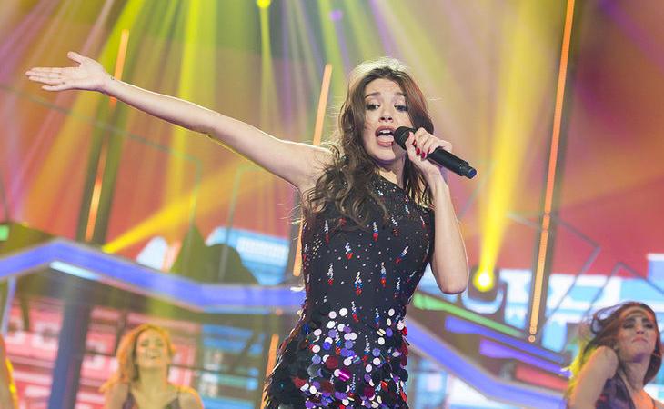 Ana Guerra, una de las concursantes más queridas de 'OT 2017'