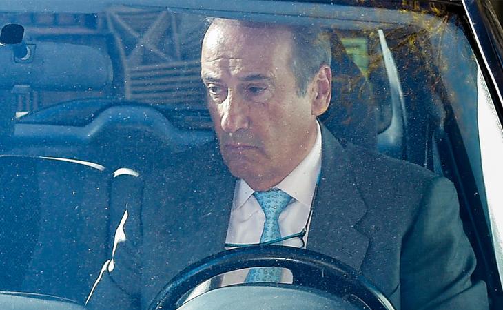 El nieto de Franco arrastra varios problemas con la justicia
