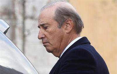 El 'nietísimo' de Franco vuelve al banquillo de los acusados: piden seis años de cárcel