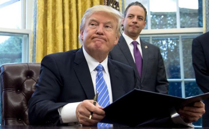 Trump, envuelto de nuevo en polémica