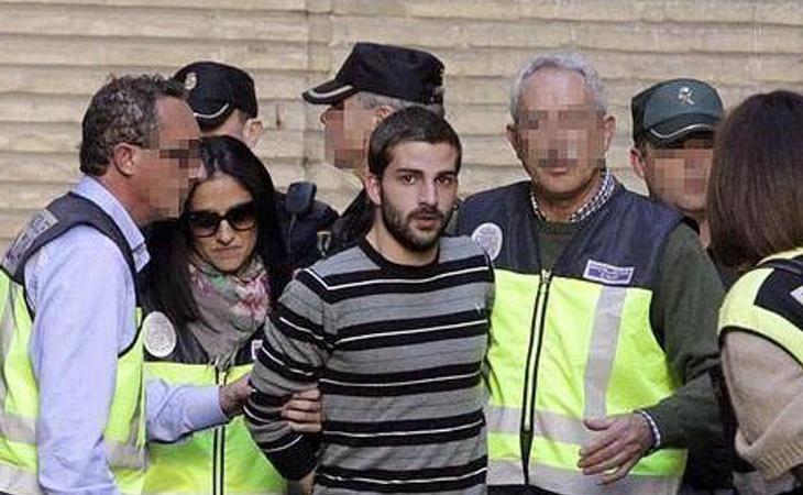 Miguel Carcaño fue condenado a 21 años en prisión