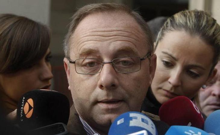 Antonio del Castillo continúa en la búsqueda del cuerpo de su hija