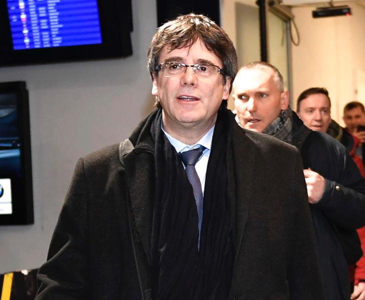 El Tribunal Supremo rechaza solicitar la euroorden de detención contra Carles Puigdemont