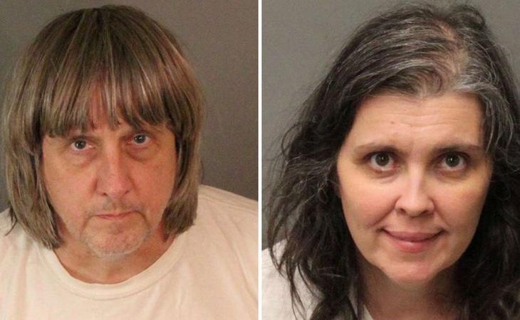 La pareja no se ha mostrado arrepentida en su primer contacto con el fiscal